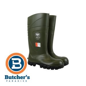 Butchers Bekina Green Boots