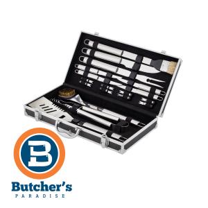 BBQ Tool Set 18 Pieces