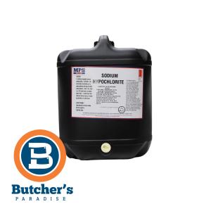 Bleach Sodium Hypochlorite 20L